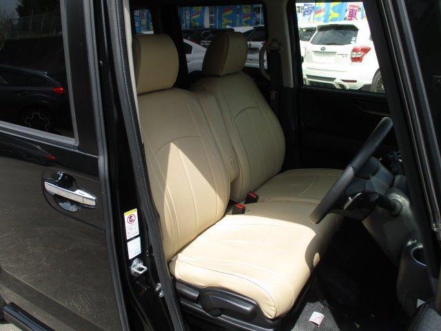 G ターボSSパッケージ 4WD 衝突被害軽減装置 両側電動スライドドア プッシュスタート スマートキー SDナビ CD DVD再生 フルセグバックカメラ Bluetooth ETC シートヒーター パドルシフト ステリモ(14枚目)