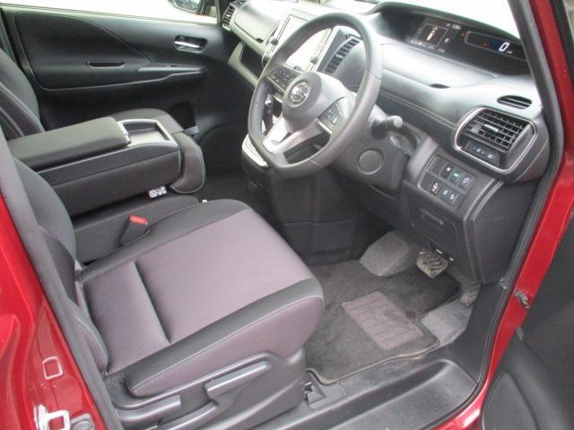 ハイウェイスター 4WD 衝突被害軽減装置 レーンアシスト 追従クルコン 純正9インチSDナビ フルセグ CD DVD Bluetooth 全方位カメラ ETC 両側電動スライドドア スマートキー プッシュスタート(11枚目)