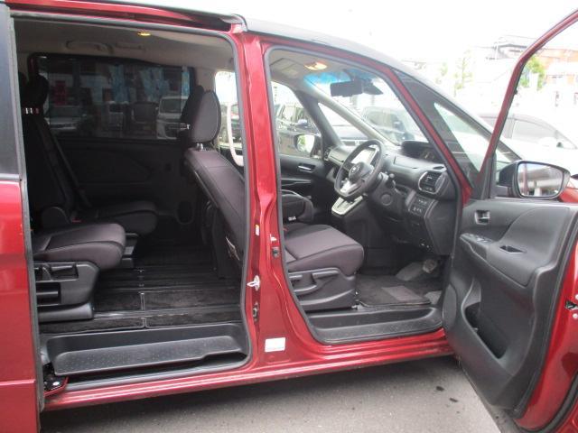 ハイウェイスター 4WD 衝突被害軽減装置 レーンアシスト 追従クルコン 純正9インチSDナビ フルセグ CD DVD Bluetooth 全方位カメラ ETC 両側電動スライドドア スマートキー プッシュスタート(15枚目)