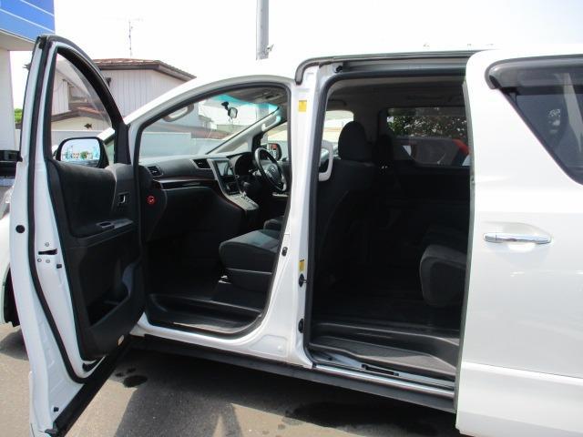 240S 4WD 寒冷地仕様 両側自動スライドドア SDナビ フルセグTV バックカメラ BLUETOOTHオーディオ HIDヘッドライト コーナーセンサー CD DVD再生 スマートキー ステアリングリモコン(24枚目)