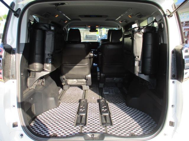 2.5Z Aエディション 4WD 寒冷地仕様 ローダウン 10インチナビ 両側自動スライドドア ETC 衝突軽減装置 追従クルーズコントロール バックカメラ BLUETOOTHオーディオ ミュージックサーバー コーナーセンサー(25枚目)