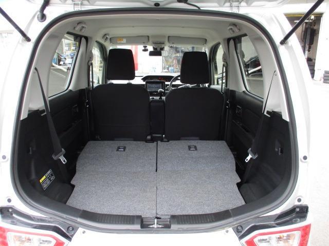 ハイブリッドFX 4WD 禁煙車 ヘッドアップディスプレイ ハロゲンライト 衝突被害軽減装置 シートヒーター 純正SDナビ CD DVD バックカメラ オートハイビーム オートエアコン(13枚目)