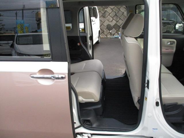 Xメイクアップリミテッド SAIII 4WD 衝突軽減装置システム 両側電動スライドドア 純正CDオーディオ LEDフォグランプ アイドリングストップ スマートキー プッシュスタート レーンアシスト 電動格納ミラー 純正ホイールキャップ(16枚目)