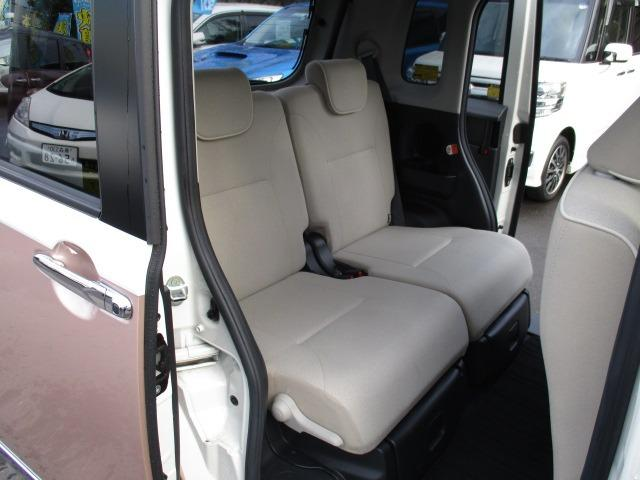 Xメイクアップリミテッド SAIII 4WD 衝突軽減装置システム 両側電動スライドドア 純正CDオーディオ LEDフォグランプ アイドリングストップ スマートキー プッシュスタート レーンアシスト 電動格納ミラー 純正ホイールキャップ(17枚目)