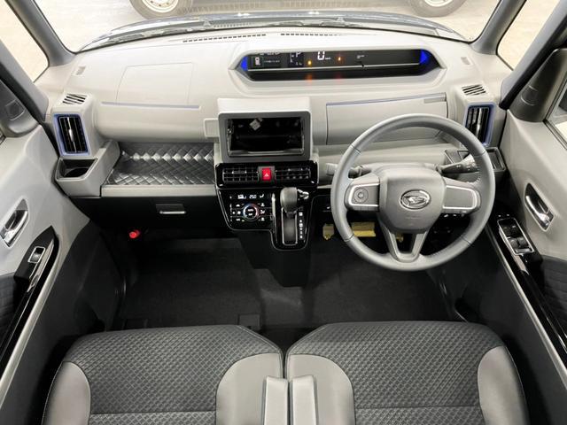 RS 4WD 禁煙車 ツートンカラー ターボ 両側自動スライドドア オートエアコン LEDヘッドライト シートヒーター ベンチシート 衝突被害軽減システム アイドリングストップ スマートキー オートライト(4枚目)