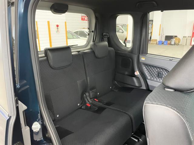RS 4WD 禁煙車 ツートンカラー ターボ 両側自動スライドドア オートエアコン LEDヘッドライト シートヒーター ベンチシート 衝突被害軽減システム アイドリングストップ スマートキー オートライト(19枚目)