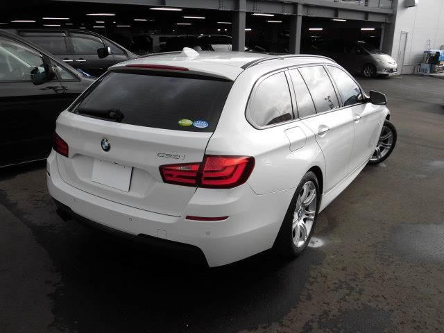 BMW BMW 523i M Sport RHD