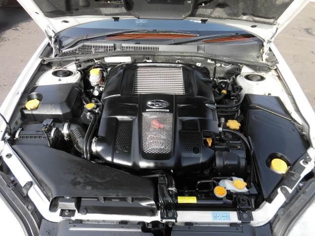 スバル レガシィB4 2.0GT spec.B 4WD