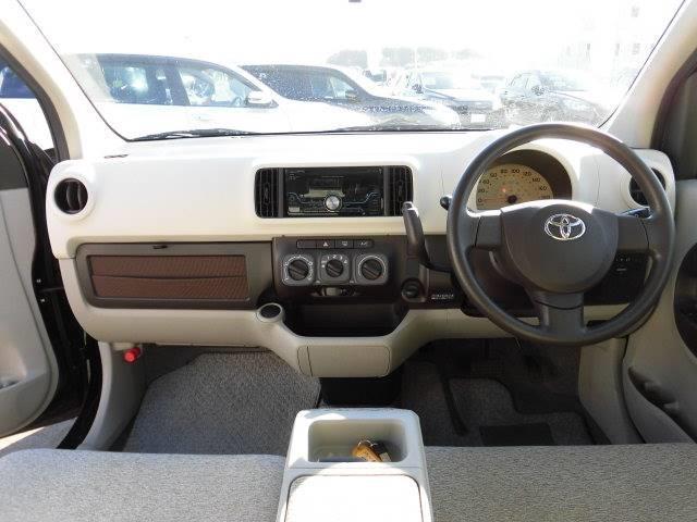 トヨタ パッソ X Yururi 4WD