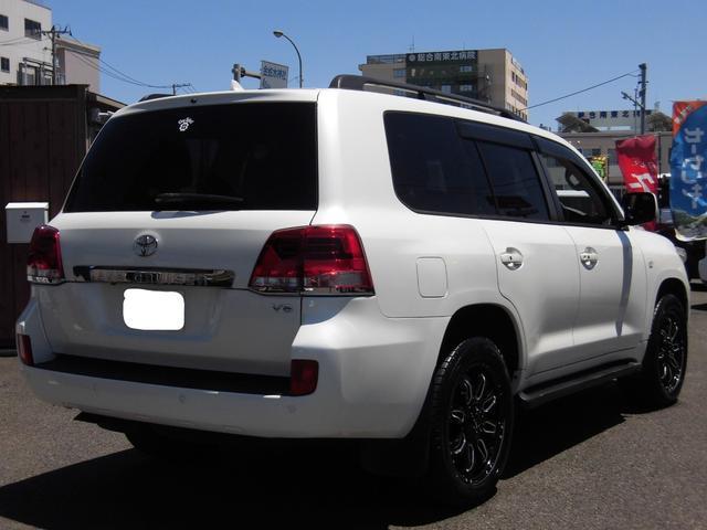 「トヨタ」「ランドクルーザー」「SUV・クロカン」「宮城県」の中古車3