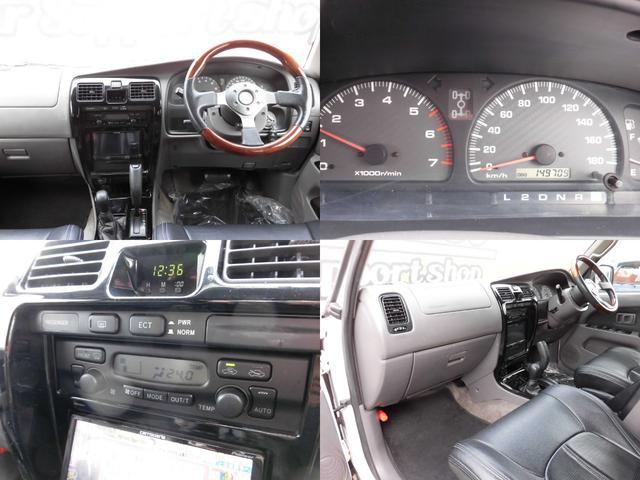 SSR-X 後期型ガソリン背面レス2インチリフトUPコンプリート新品ヴィンテージグリル新品HLUSコーナー新品ボンネットガードリメイクホイールBFMT(25枚目)