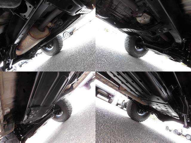 SSR-X 後期型ガソリン背面レス2インチリフトUPコンプリート新品ヴィンテージグリル新品HLUSコーナー新品ボンネットガードリメイクホイールBFMT(28枚目)