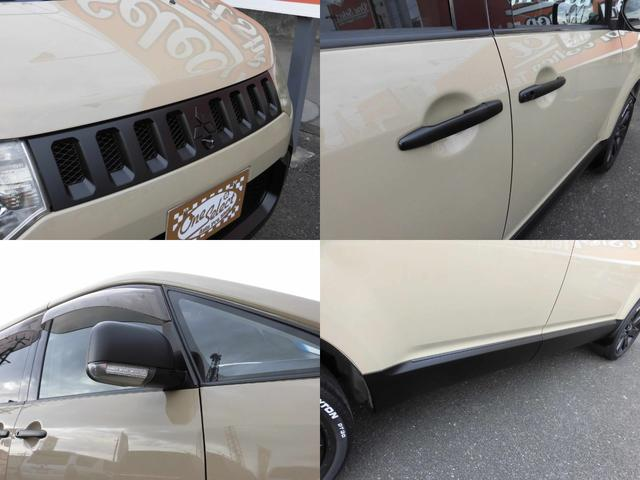 G プレミアム 4WDガソリン両側PSDPBD3方向純正カメラロックフォードスピーカー搭載HDDナビ全塗装ベージュクラシックコンプリートモデル(29枚目)