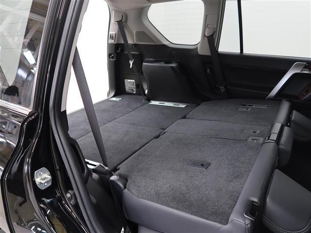 TX Lパッケージ 革シート 4WD フルセグ DVD再生 ミュージックプレイヤー接続可 バックカメラ ETC LEDヘッドランプ 乗車定員7人 3列シート ワンオーナー フルエアロ 記録簿 ディーゼル(18枚目)