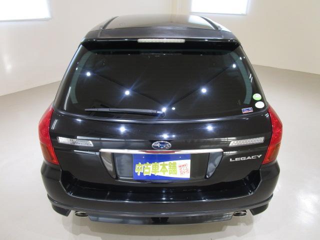 スバル レガシィツーリングワゴン 2.0R 5MT 4WD エアロ 新品ナビTV AW HID