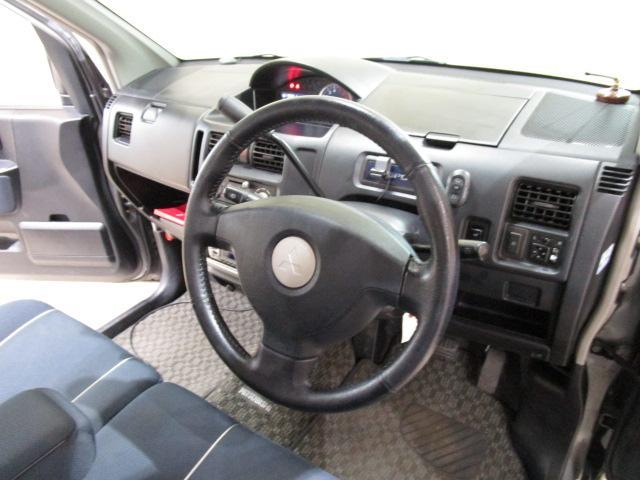 三菱 eKスポーツ サウンドビートED Rターボ 4WD キーレス キセノン