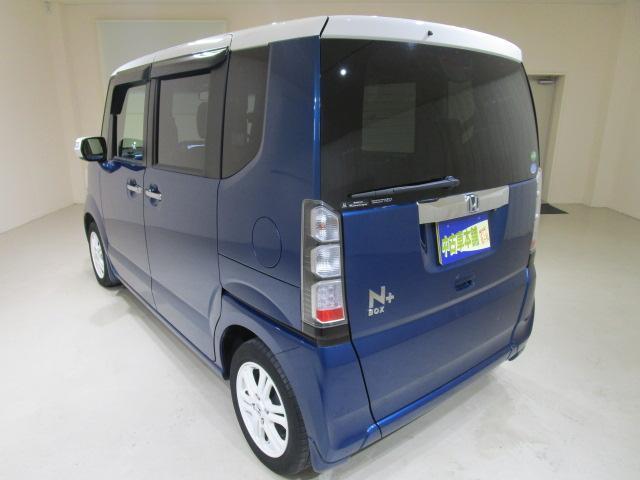 ホンダ N BOX+ 2トーンカラースタイル G・Lパッケージ ナビ Pスラドア付