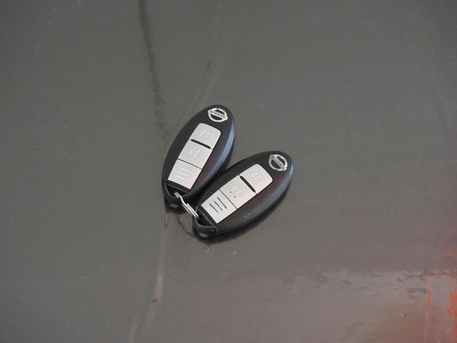 インテリジェントキーです!キーレス操作不要で、施錠開錠できます!