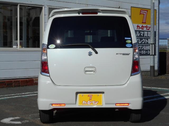 T 4WD ターボ車 社外ナビ フルセグTV ワンオーナー車(6枚目)