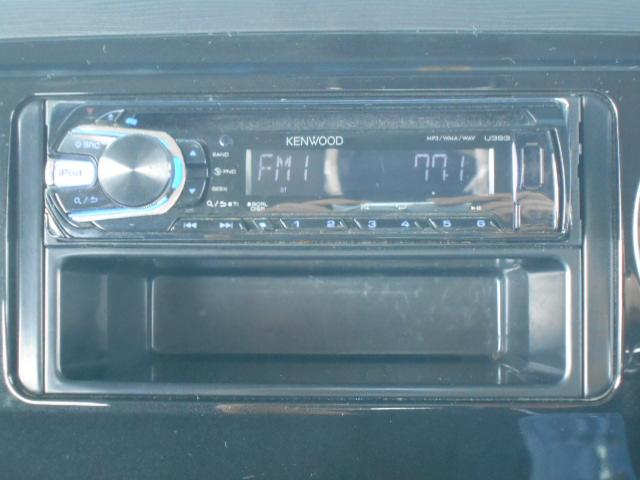 カスタムG アイドリングストップ HIDライト フォグライト 社外オーディオ 純正14インチアルミホイール 手動リフター スマートキー ウインカー付き電動ドアミラー プライバシーガラス フロアマット(26枚目)