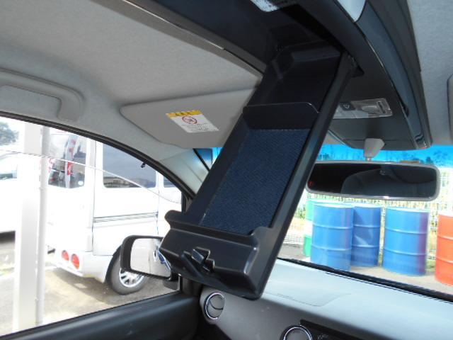 カスタムG アイドリングストップ HIDライト フォグライト 社外オーディオ 純正14インチアルミホイール 手動リフター スマートキー ウインカー付き電動ドアミラー プライバシーガラス フロアマット(34枚目)