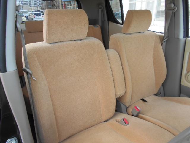 E 車検整備付 スマートキー ワンオーナー車 ベンチシート 運転席手動シートリフター フロアマット ドアバイザー プライバシーガラス チルト機構(13枚目)