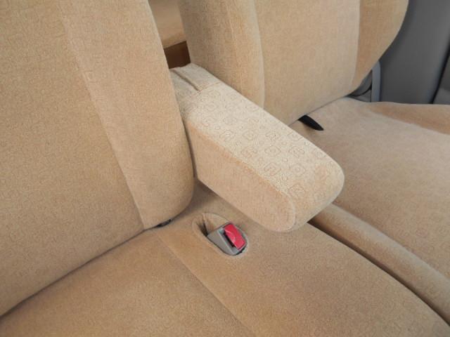 E 車検整備付 スマートキー ワンオーナー車 ベンチシート 運転席手動シートリフター フロアマット ドアバイザー プライバシーガラス チルト機構(14枚目)