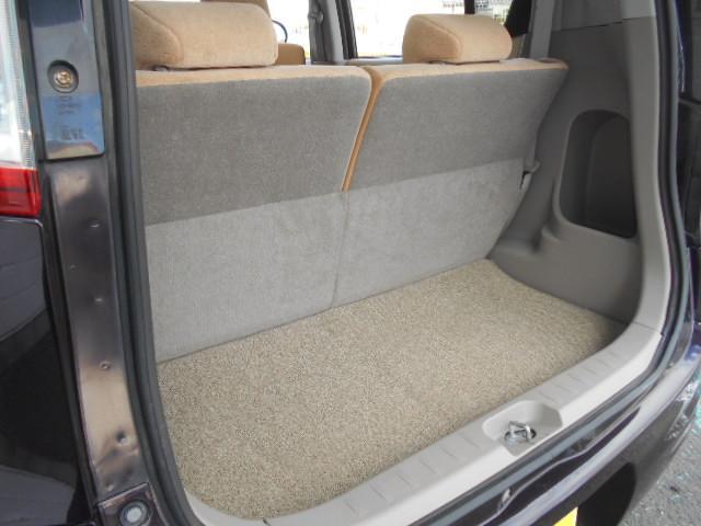 E 車検整備付 スマートキー ワンオーナー車 ベンチシート 運転席手動シートリフター フロアマット ドアバイザー プライバシーガラス チルト機構(40枚目)