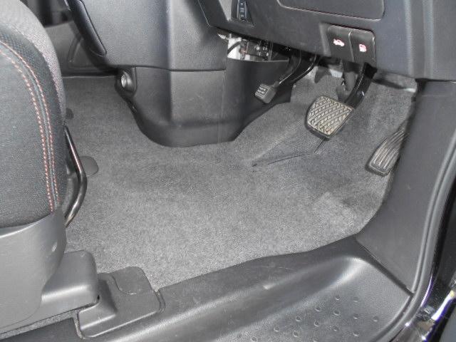 ハイウェイスター S-ハイブリッド 車検整備付 両側パワースライドドア クルーズコントロール アイドリングストップ スマートキー オートライト HIDライト プッシュスタート 革巻きステアリング 横滑り防止(26枚目)