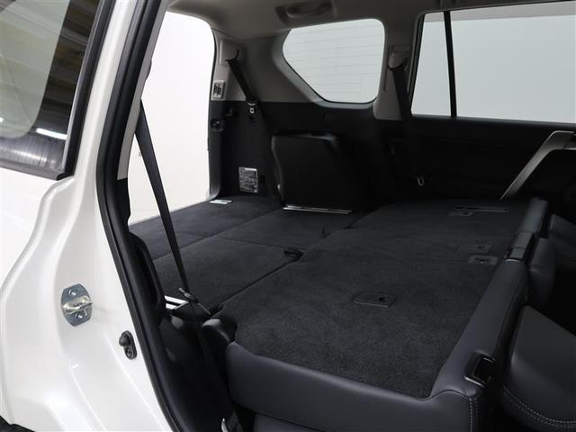 TX Lパッケージ 革シート サンルーフ 4WD フルセグ DVD再生 バックカメラ ETC LEDヘッドランプ 乗車定員7人 3列シート ワンオーナー 記録簿 ディーゼル(17枚目)