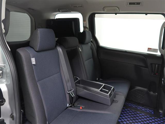 X 4WD フルセグ メモリーナビ DVD再生 後席モニター バックカメラ ETC 電動スライドドア LEDヘッドランプ ウオークスルー 乗車定員8人 3列シート ワンオーナー 記録簿(13枚目)