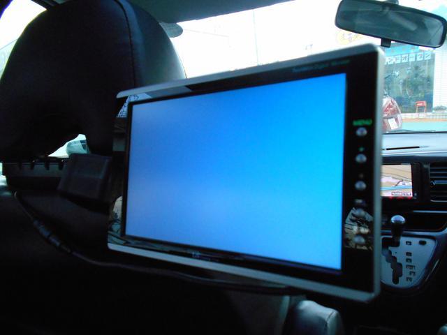 トヨタ ウィッシュ X Sパッケージ 社外HDDナビBモニター サンルーフETC