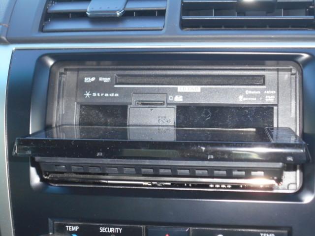 トヨタ カムリ ハイブリッド Gパッケージ  社外HDDナビ フルセグ