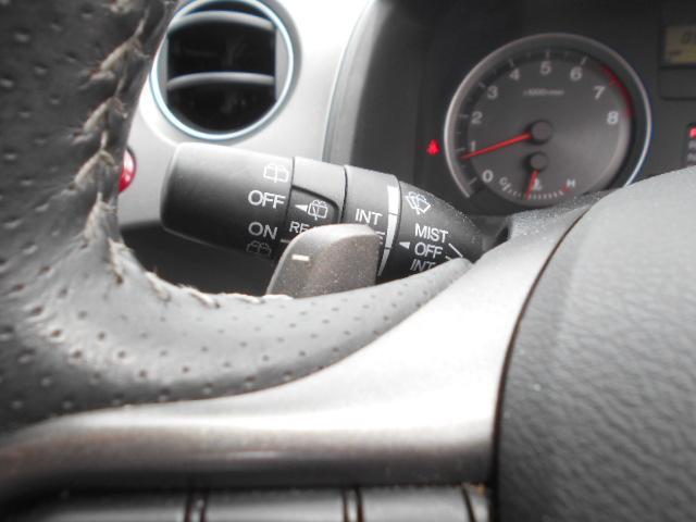 ホンダ ストリーム RSZ特別仕様車 HDDナビエディション バックカメラ