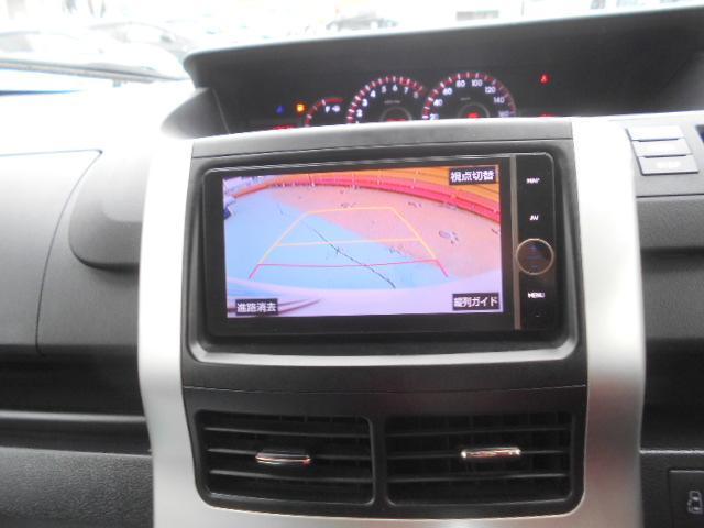 ZS 純正HDDナビ フルセグTV バックカメラ ブルートュース パワースライドドア パドルシフト HIDライト オートライト コーナーセンサー スマートキー プッシュスタート ステアリングスイッチ(5枚目)