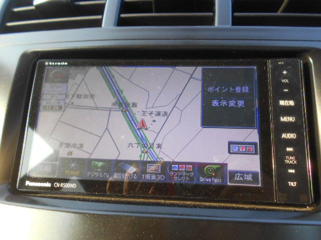 S 社外SDナビ ETC オートエアコン オートライト(4枚目)