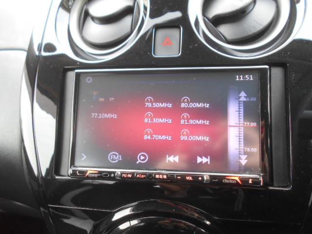 使い勝手に優れたSDナビ装備車両です!地図データの更新が自宅のパソコンで可能ので、新しい道路が出来た知らない土地でも安心快適にドライブ出来ますネ♪独自ローン有ります!0120-18-1190♪