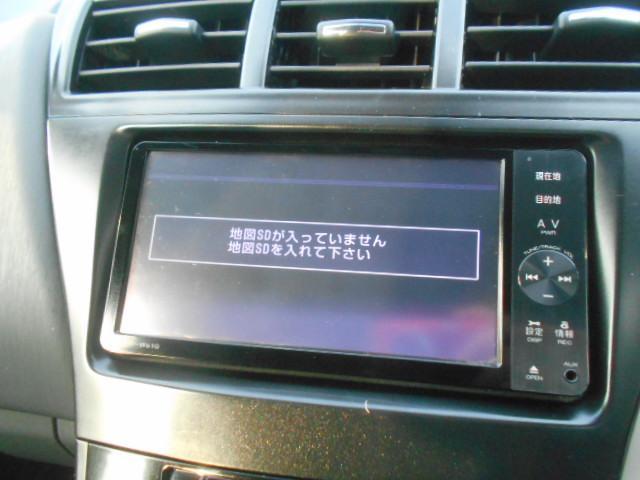 G 純正SDナビ フルセグ DVDビデオ Bluetooth クルコン バックカメラ LEDオートライト ステアリングスイッチ スマートキー ヘッドライトウォッシャー 純正16インチアルミ(4枚目)