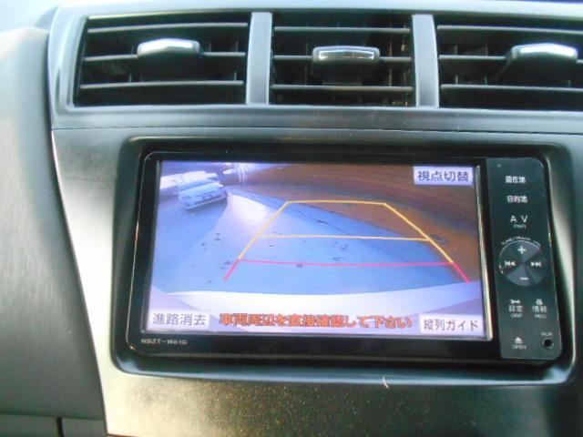 G 純正SDナビ フルセグ DVDビデオ Bluetooth クルコン バックカメラ LEDオートライト ステアリングスイッチ スマートキー ヘッドライトウォッシャー 純正16インチアルミ(5枚目)
