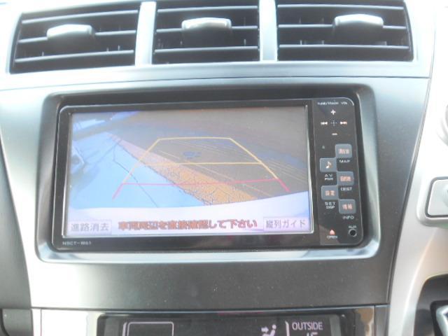 S Lセレクション 純正SDナビ ワンセグ AUX バックカメラ オートエアコン ETC スマートキー ステアリングスイッチ ヘッドライトレベライザー プッシュスタート 8SRS ドアミラーウインカー(4枚目)