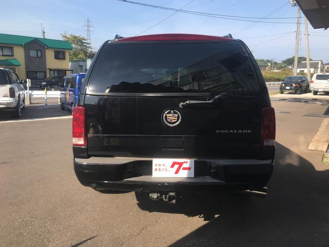 「キャデラック」「キャデラック エスカレード」「SUV・クロカン」「青森県」の中古車5