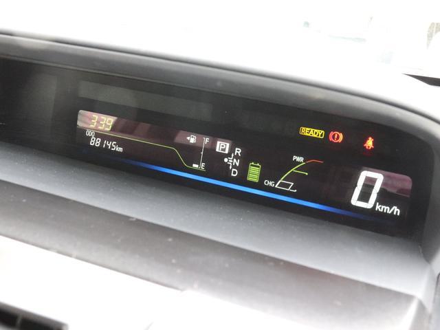トヨタ プリウスアルファ S HDDナビ Bカメラ スマートキー ETC 16AW