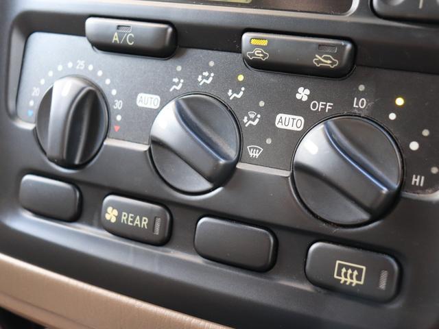 VXリミテッド 4WD サンルーフ クルコン 純16AW(17枚目)