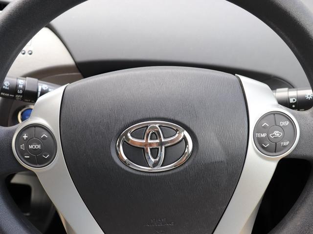 《 ステアリングスイッチ 》オーディオ廻りとエアコンの操作可能◎運転中に視線を逸らさなくていいので便利な装備です♪