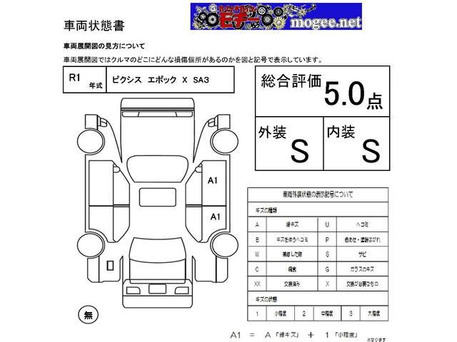 X SAIII 検R4.1 レーダーブレーキ Pアシスト(2枚目)