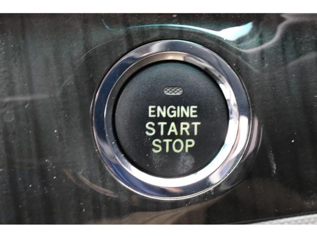 Pスタートでエンジン始動もラクラク♪♪
