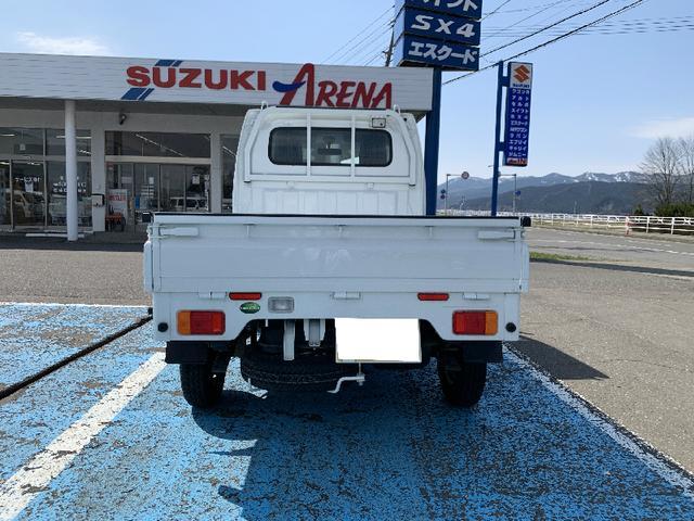 「スズキ」「キャリイトラック」「トラック」「秋田県」の中古車4
