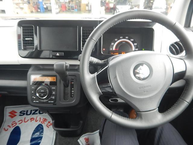 スズキ MRワゴン X 4WD アイドリングストップ