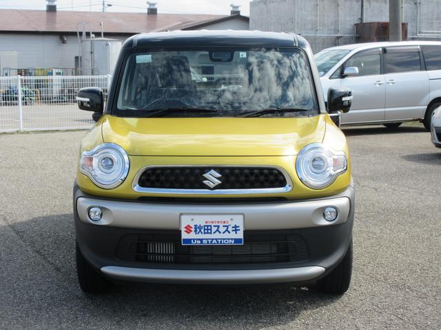 「スズキ」「クロスビー」「SUV・クロカン」「秋田県」の中古車2