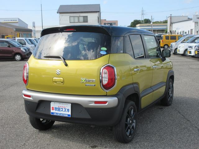 「スズキ」「クロスビー」「SUV・クロカン」「秋田県」の中古車5